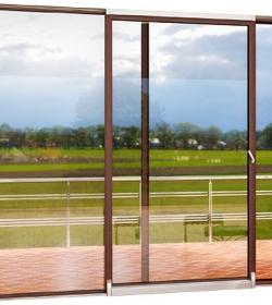 SCORRIBALTA – Alluminio e legno